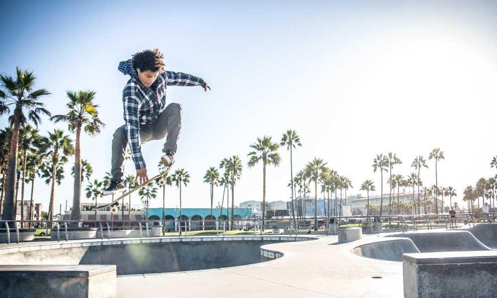 Court Graffik Skate Shoe Review