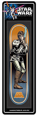 05 Star Wars Luke Skywalker Skateboard Deck Design