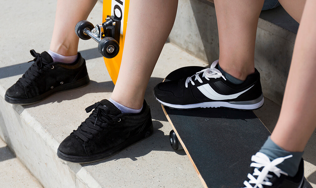 Most Popular Skateboard Shoe Brands