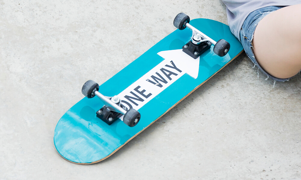 Skateboard Deck Designs