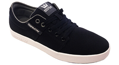 Supra Stacks II Canvas Skate Shoe